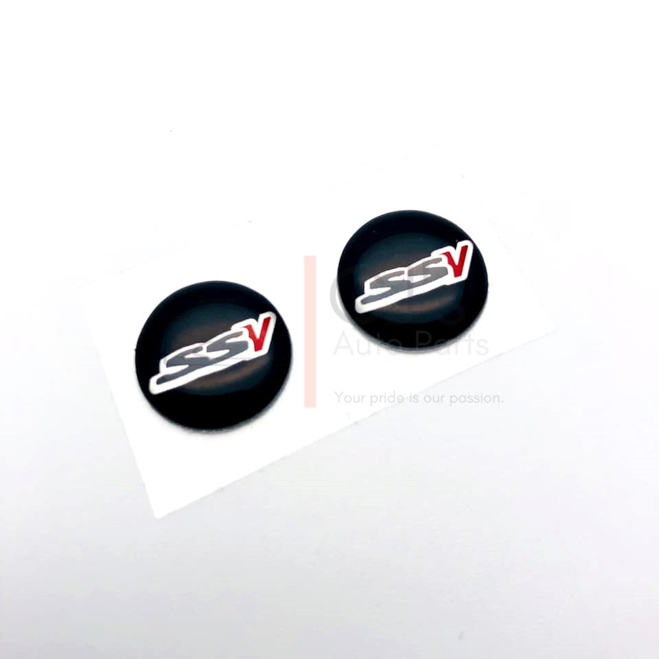 VE SSV Key Badges