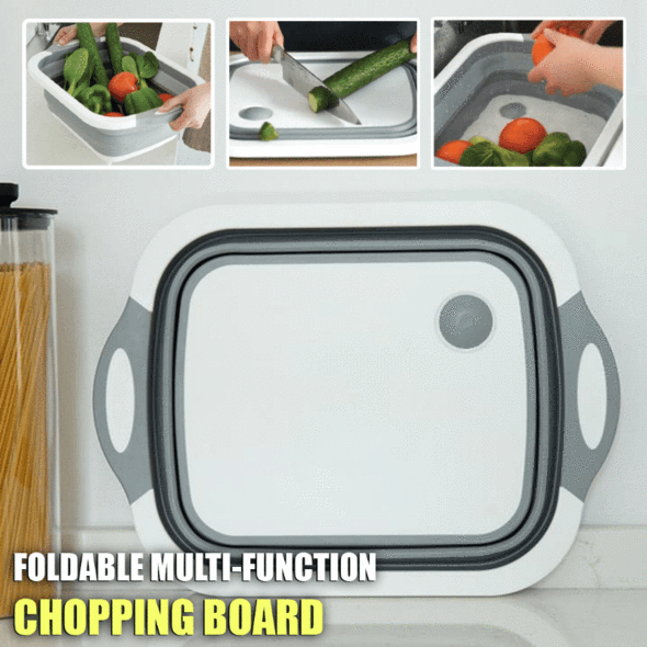 KITBOARD: Foldable Multi-Function Chopping Board