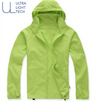 RAI Ultra-Light Rainproof Windkicker - Men's & Women's