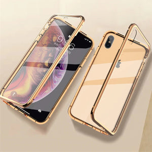MAG - HIGH Luxury Magnetic Adsorption Metal Case for iPhone
