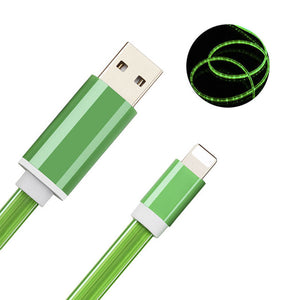 LightFLOW™ - Cool LED USB Cable for iPhone