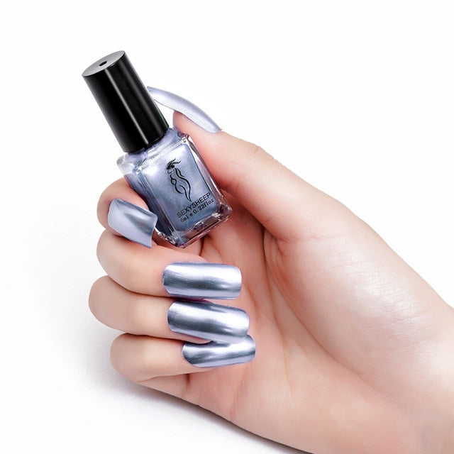 SexySheep™ - Metallic Mirror Effect Gel Nail Polish