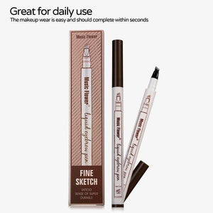 Patented Microblading Tattoo Brow Ink Pen