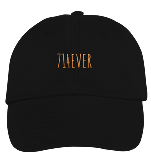 714EVER DAD HAT BLACK