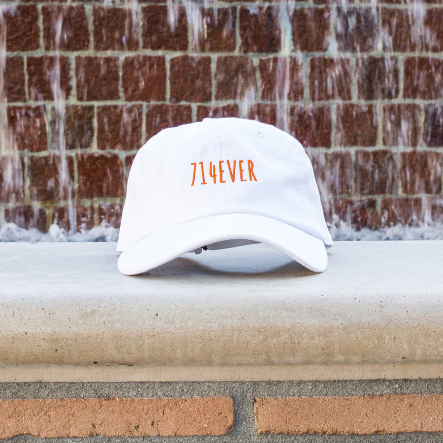714EVER DAD HAT WHITE