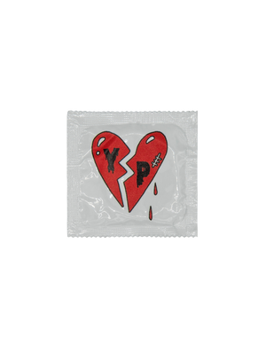 4Ever Heartbroke Condoms