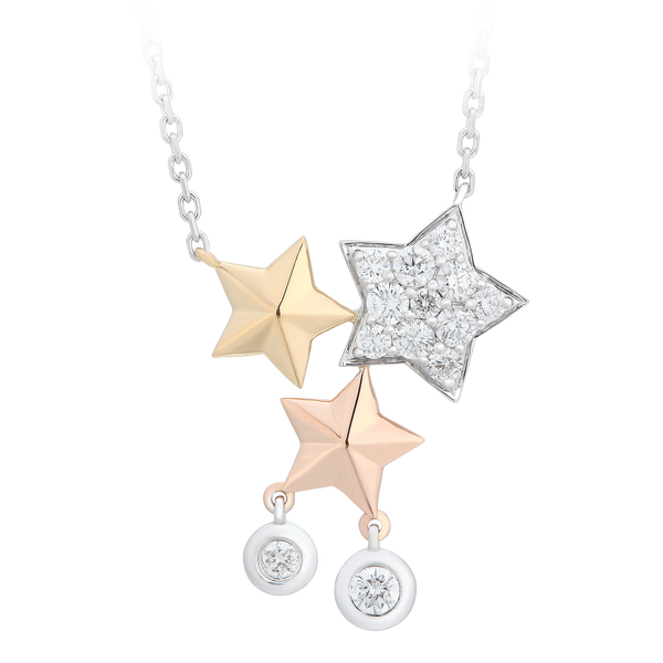 Bling Bling Little Star Necklace - KARP Jewellery
