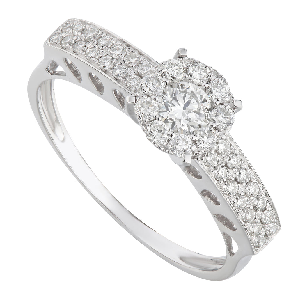 Delightful Engagement Ring - KARP Jewellery