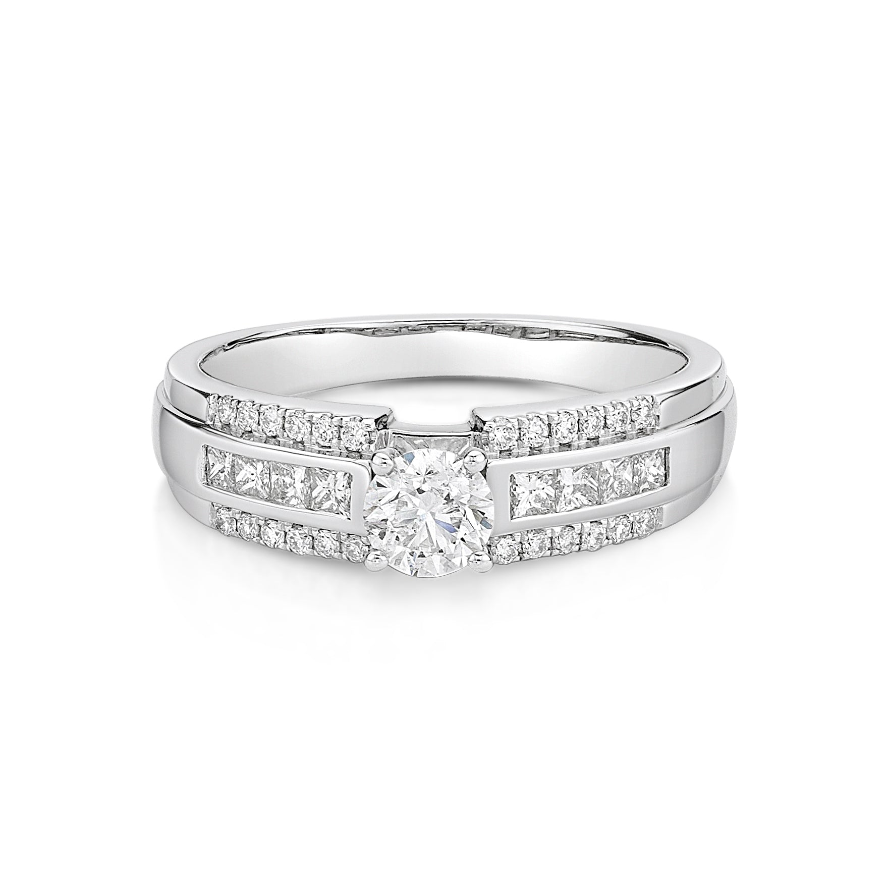 Forever One Diamond Ring - KARP Jewellery