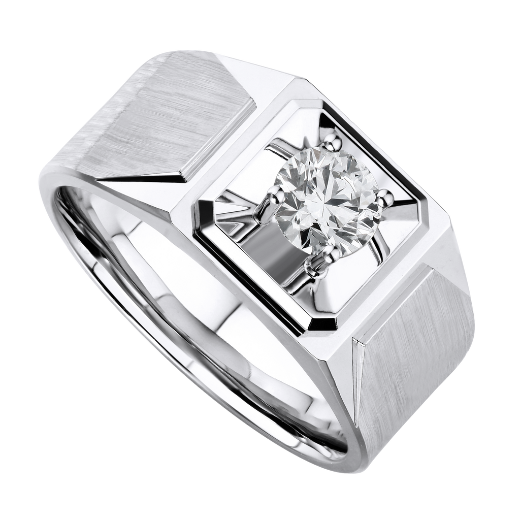 Memorable Diamond Men's Ring - KARP Jewellery