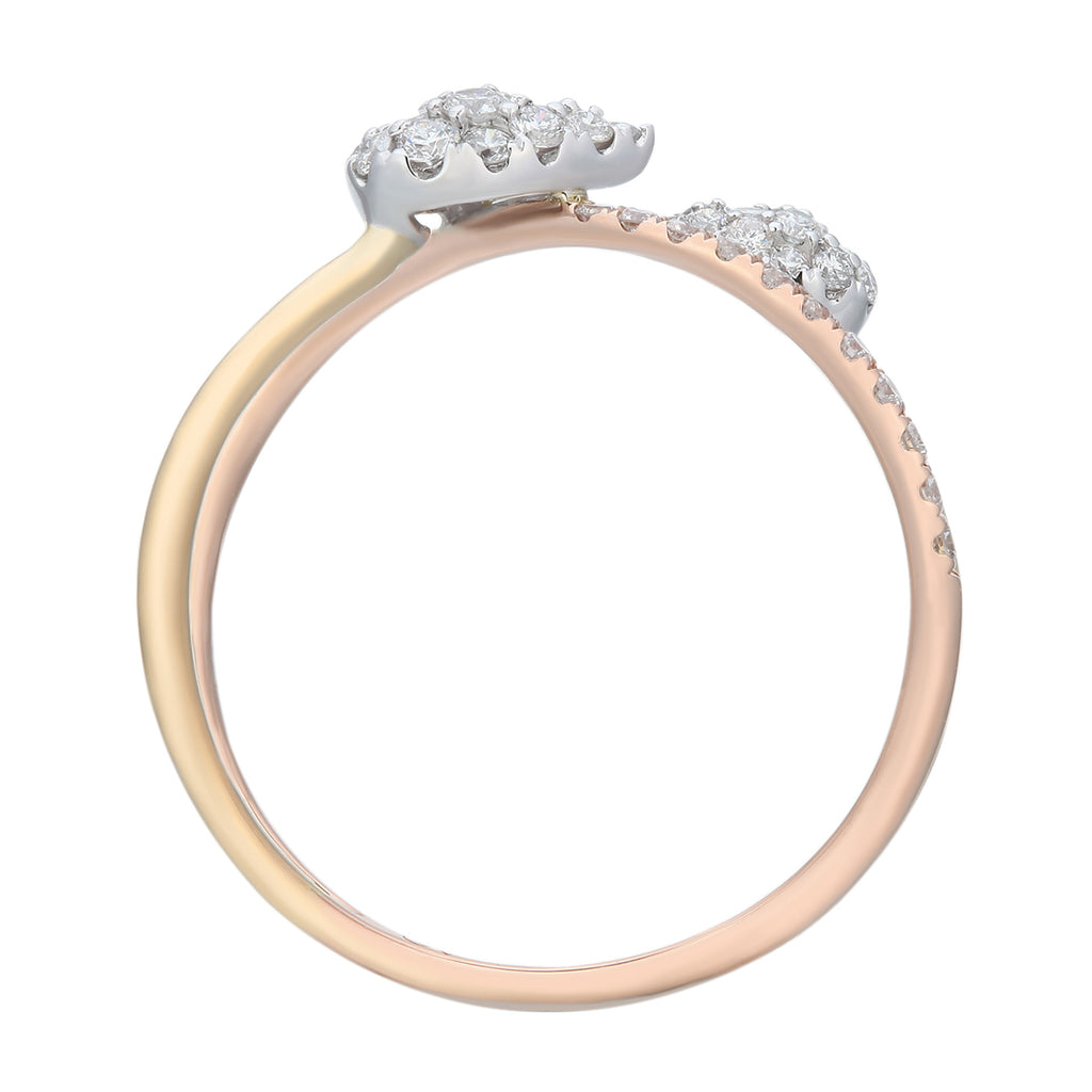 Minimal Diamond Ring - KARP Jewellery