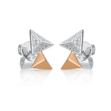 Stacked pyramid Studs