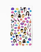 Load image into Gallery viewer, Celeb Nail Decals