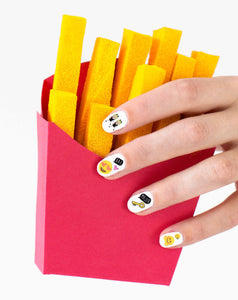 Emoji Nail Decals