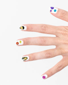 Celeb Nail Decals