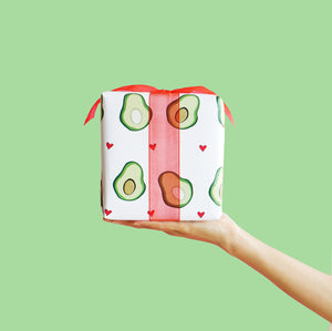 Avocado Rapping Paper