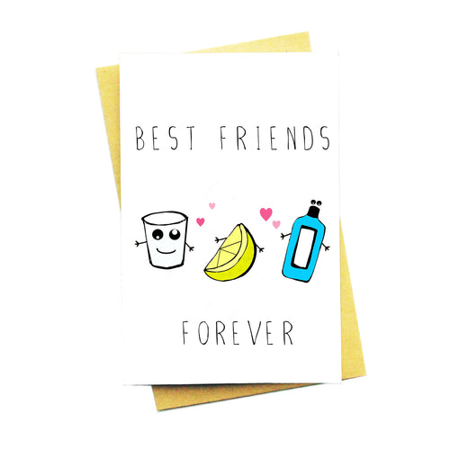 Best Friends Forever - Gin and Juice