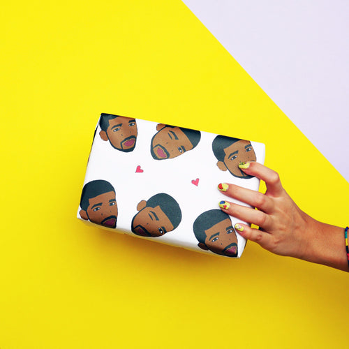 Drizzy Rapping Paper