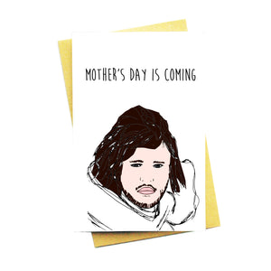 Mother's Day Is Coming
