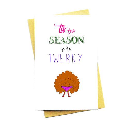 'Tis The Season Of The Twerky
