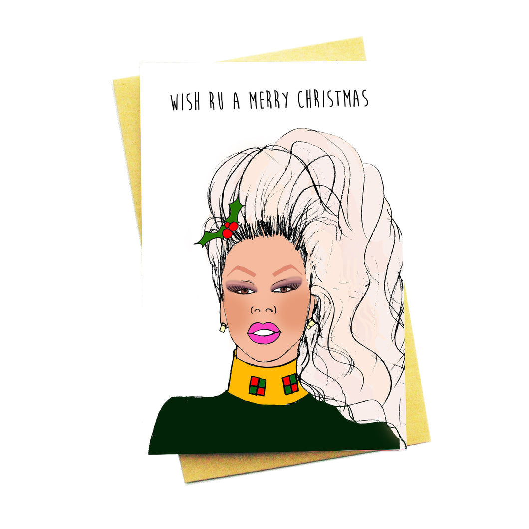 Wish Ru A Merry Christmas