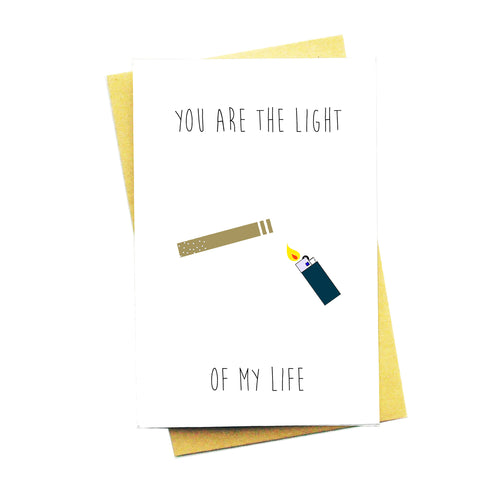 You Are The Light Of My Life