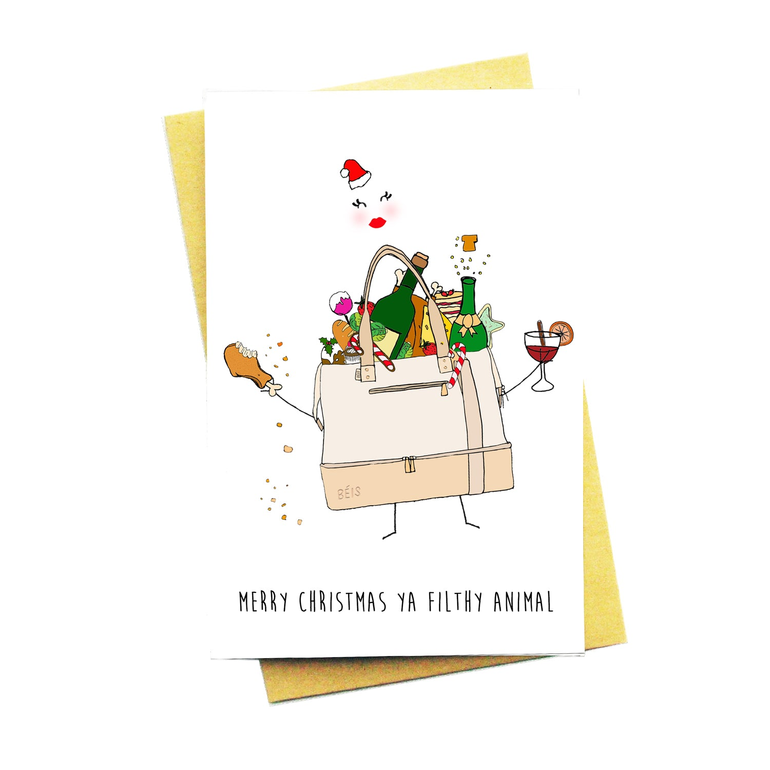 Holiday cards and content for Shay Mithchell