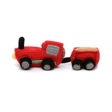 Pebble Rattle – Crochet Train