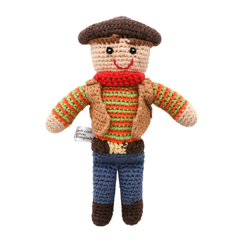 Pebble Rattle – Cowboy