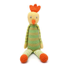 Pebble Rattle – Chicken Sitting