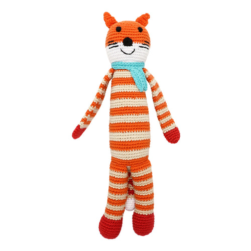 Pebble Rattle – Fox