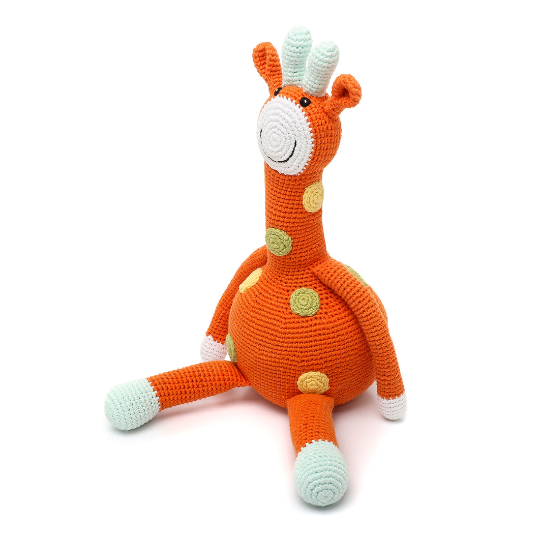 Pebble Animals – Giraffe