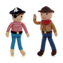 Pebble Once Upon A Time – Pirate and Cowboy