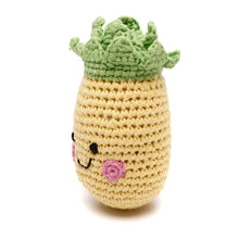 Pebble Food Rattle – Friendly Pineapple right
