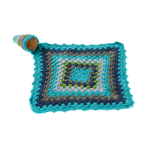 Pebble Nursery - Pixie Doudou Turquoise