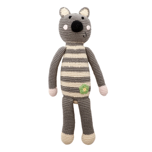 Pebble Rattle - Koala Bear standing