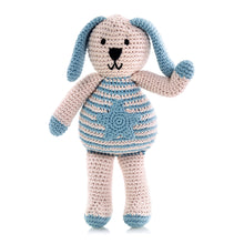 Pebble Organic – Motif Bunny Star Blue