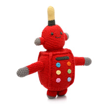 Pebble Rattle – Robot Tin