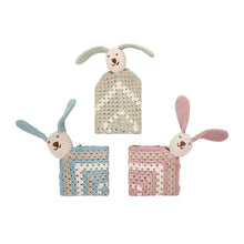 Pebble Organic – Sleepy Bunny Teal