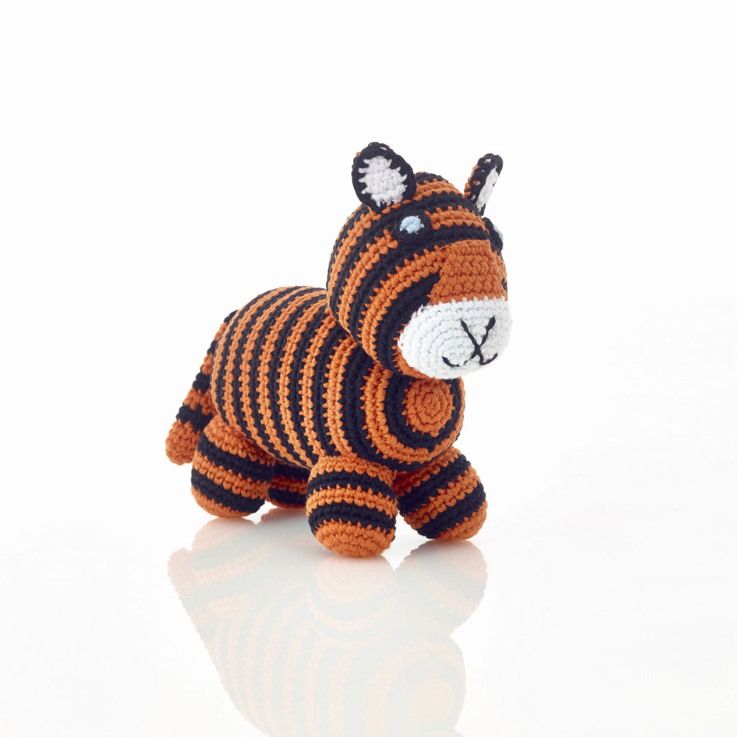 Pebble Animals – Tiger
