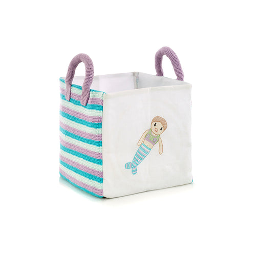 Pebble Nursery - Toy Box Mermaid