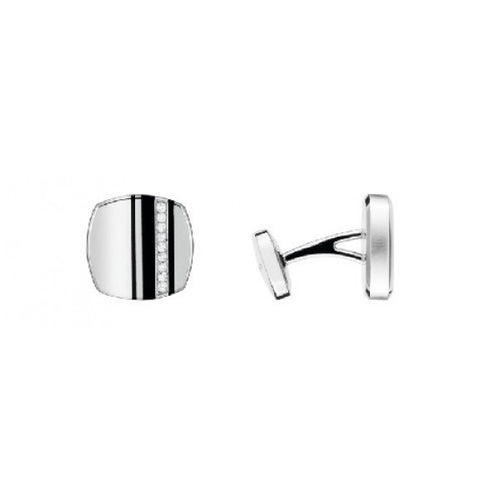 Luxury Chaumet Chaumet cufflinks with diamonds