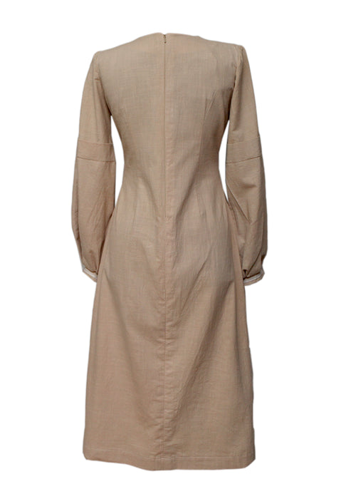 thumbnail image of Beige Dress created by Azerbaijan designer