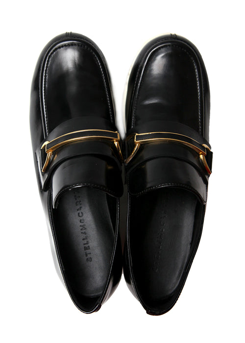 Luxury STELLA MCCARTNEY Faux Leather Slip On