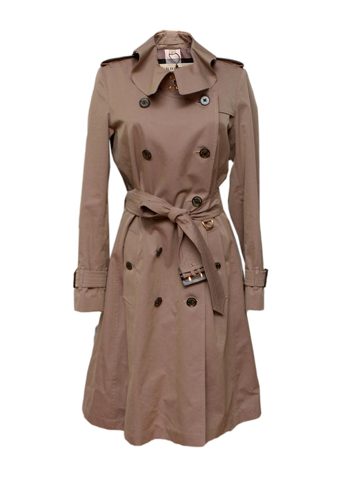 Fashion BURBERRY Dark cream classic trench