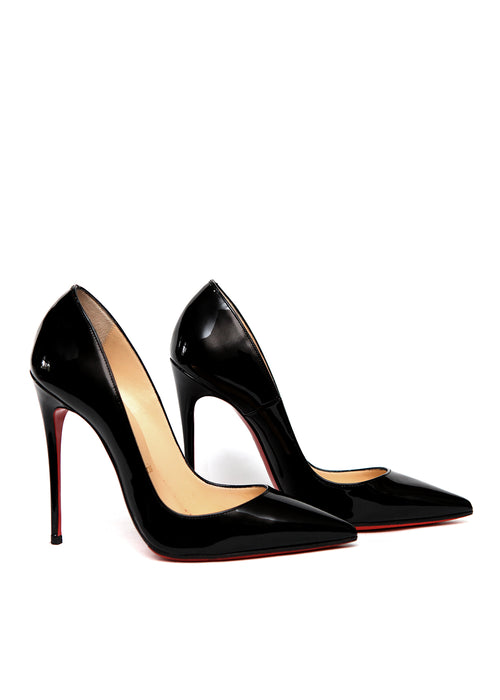 Pre owned CHRISTIAN LOUBOUTIN So Kate Pumps