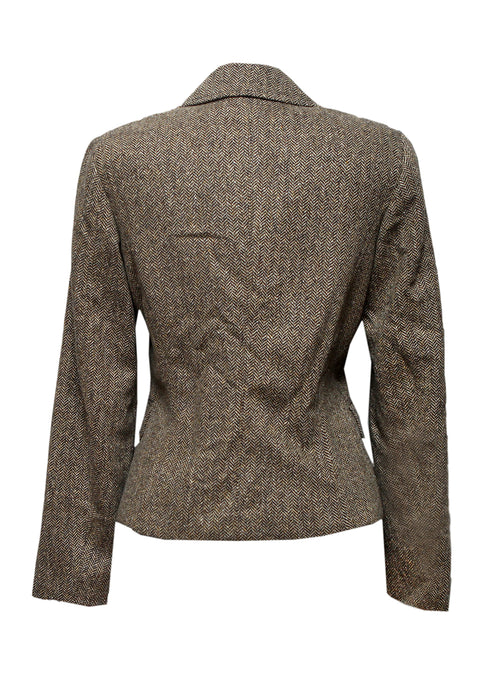 Brown Wool Jacket