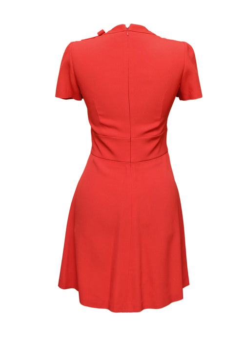 Pre owned RED VALENTINO Crepe Dress