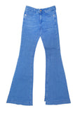 full view of Luxury STELLA MCCARTNEY Blue Jeans
