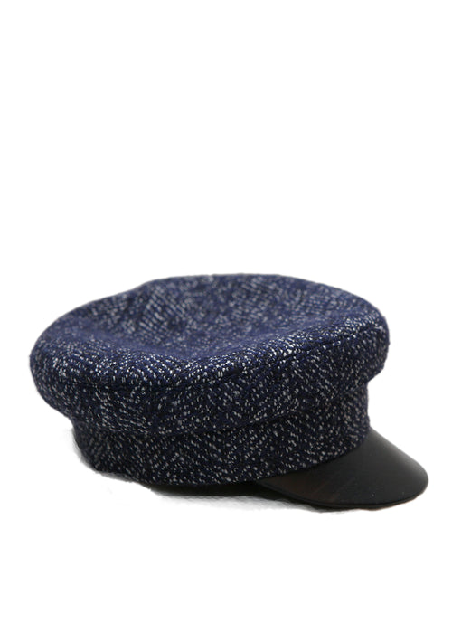 Dark Blue Cap right view